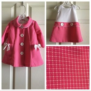 Bonnie Baby Dress and Jacket